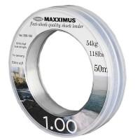 Maxximus Flexi-shock leader 50m
