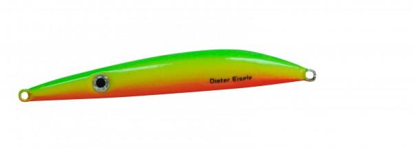 Eitz-Meerforellen-Wobbler grün/gelb/orange