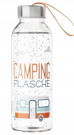 Trinkflasche Camping 400 ml