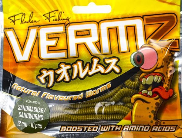 Vermz Sandworm olive