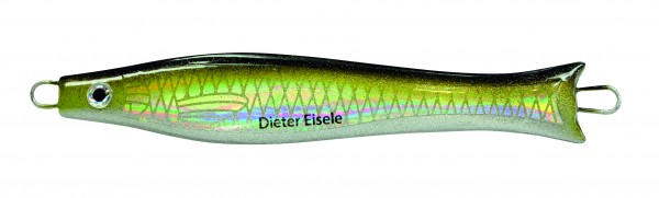 Pro-Select-Pilker Cod-Fish schwarz/braun/silber