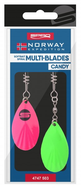 Norway Exp. Multi Blades Candy