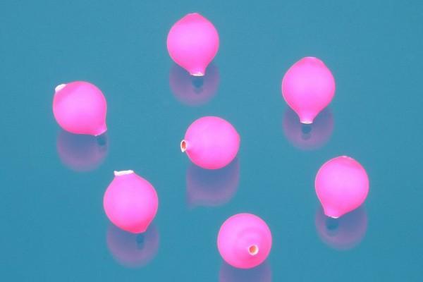 Lil'Corky PKFL Pink Fluorescent 25 Stück verpackt