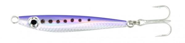 Cast X Purple Trout mini-Pilker für das Ultraleichtfischen vom Bo