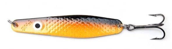 Gladsax Snap Blinker schwarz/orange