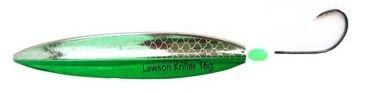 Lawson Kriller dark green-grey