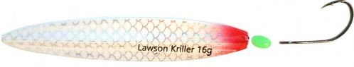 Lawson Kriller white pearl-red butt