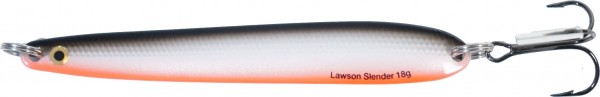 Lawson Slender Black/Pearl/Orange