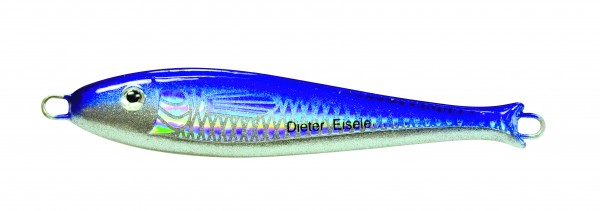 Pearl-Select-Pilker blau/silber