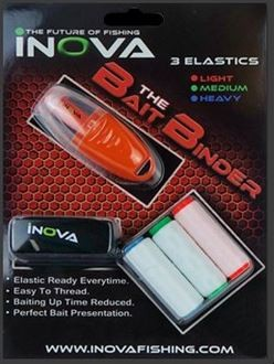 Inova Baitbinder inkl. 3 Elastic Spool