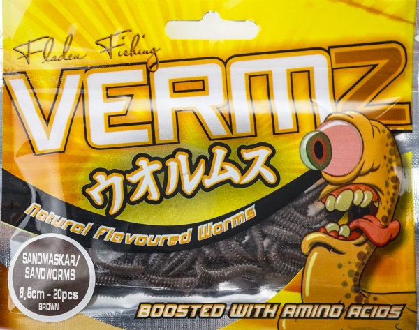 Vermz Sandworm braun