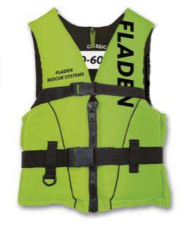 Buoyancy Aid Classic 2 limegreen