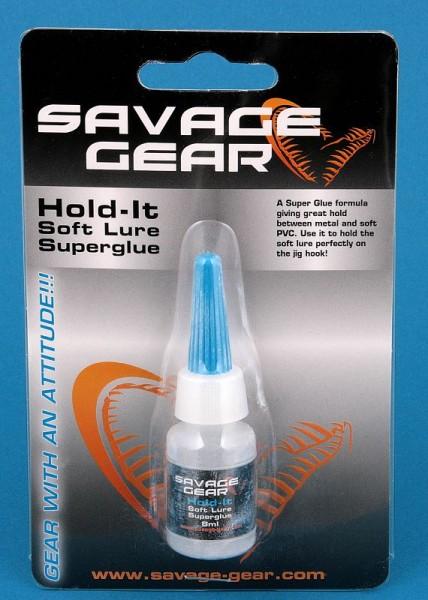 SAVAGE GEAR Hold-it Soft Lure Superglue