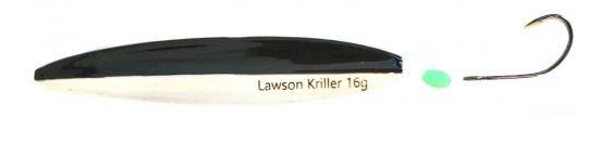 Lawson Kriller black-silver grey