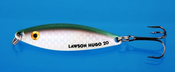 Lawson Hugo Pearl/Dark Green