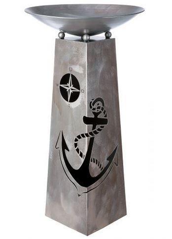 Schalenständer Metall Anker Ständer+Schale