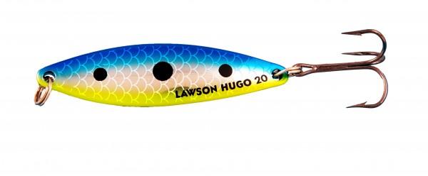 Lawson Hugo Blue/Silver/Yellow