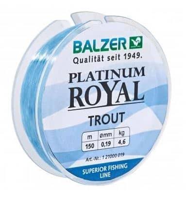 Platinum Royal Trout blau 150m SB