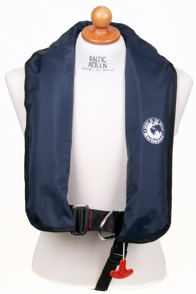 150N Classic ISO Lifejacket, automatic, manuell, harness