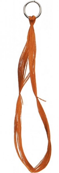 Hornhechtseide orange von Lawson Silktraed