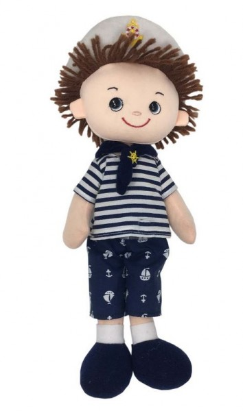 Puppe Sailor Andy 30 cm