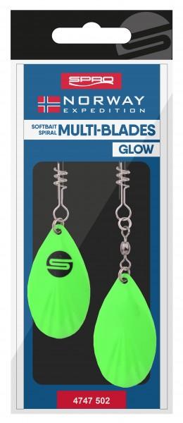Norway Exp. Multi Blades Glow