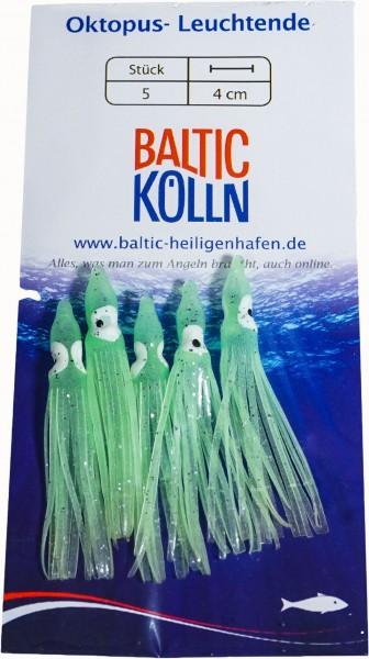 Baltic Octopus Ersatzkörper 4cm fluo 5 Stck. SB