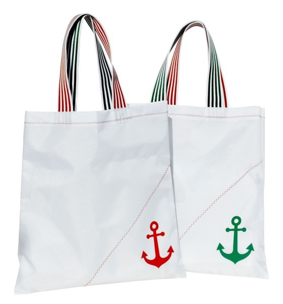 Maritime Shopping Bag Klein