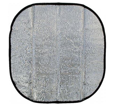 Alu-Sitzkissen silber