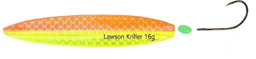 Lawson Kriller fluo orange-yellow
