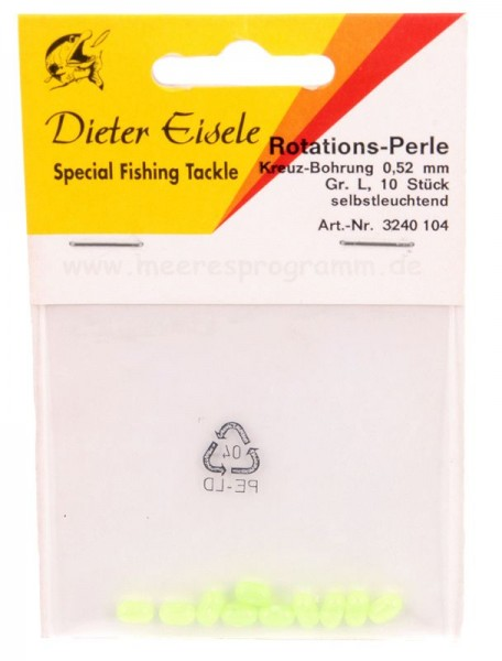 Rotationsperlen fluo 0,52mm