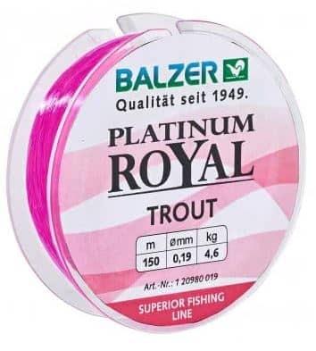 Platinum Royal Trout pink 150m SB