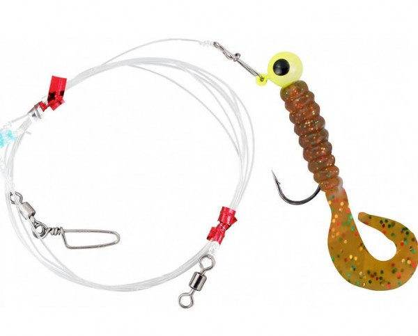 Twister Rig Crab