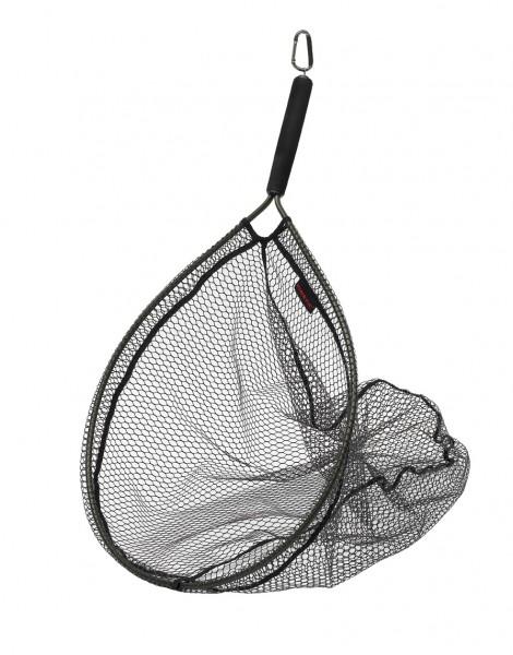 Kinetic Watkescher L 50x60cm gummiertes Netz