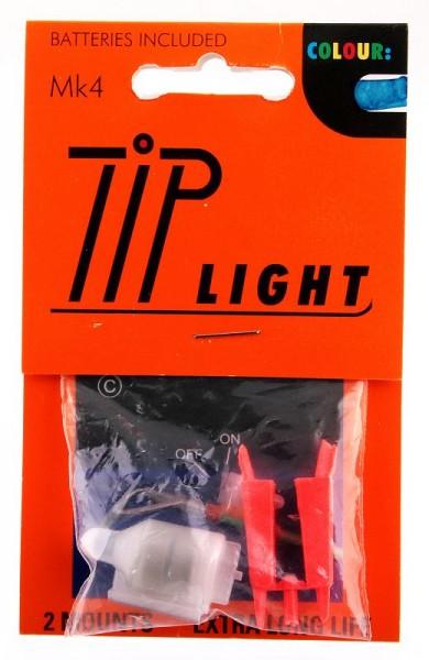 TIP LIGHTS BLUE, MK4B MARK 4, 1 Stück in der Verpackung
