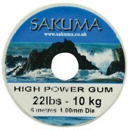 Sakuma Power Gum Clear