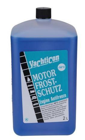 Motor Frostschutz