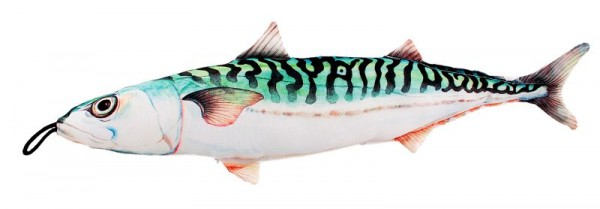"Stoff-Fisch Makrele"", Länge 43cm"""