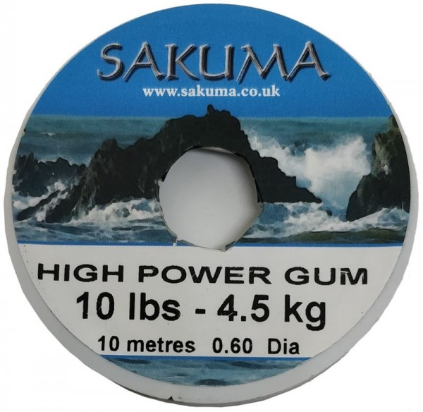 Sakuma Power Gum red