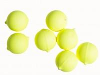 Lil' Corky® FLC Fluorescent Chartreuse 25 Stück verpackt