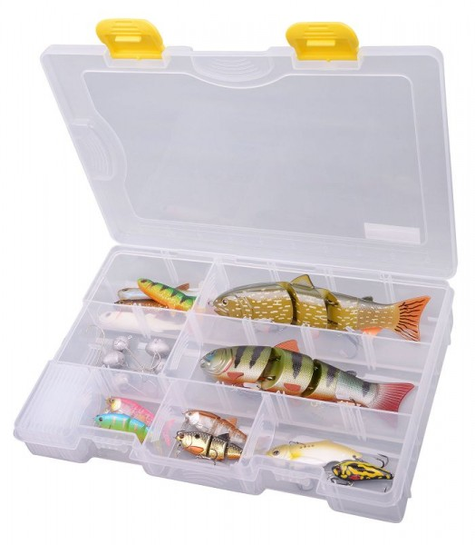 Spro Tackle Box 280x185x45 mm