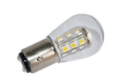 LED-Leuchtmittel 12V 15W BA15d